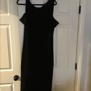 Black dress for special occasion